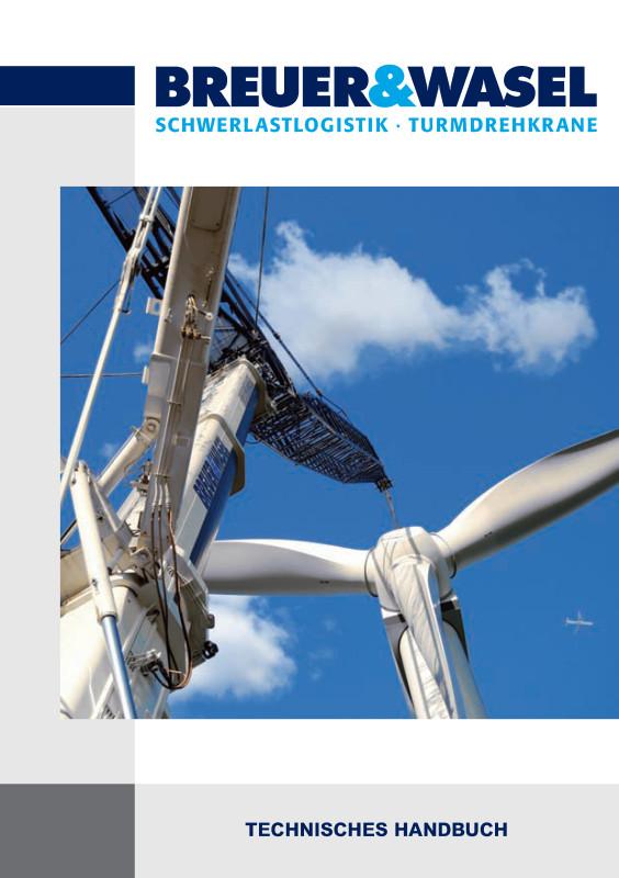 Technisches Handbuch für Baukrane und Mobilkrane für Breuer & Wasel