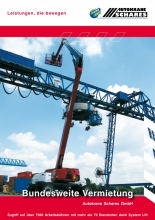 Equipment hire catalogue Schares