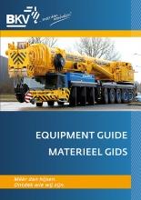Equipment guide for BKV Barneveldse Kraanverhuur
