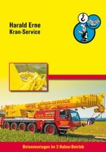 Brochure precast concrete assembly with mobile crane