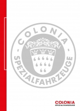 Equipment guide - Colonia Spezialfahrzeuge