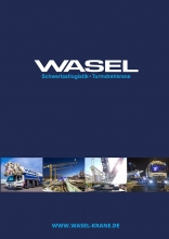 Wasel Equipment guide for mobile and tower cranes