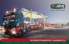 Heavy haulage guide for Kahl Schwerlast