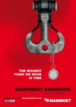 Imperial load chart book for Mammoet USA