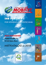 Mobilift equipment hire catalogue 2018