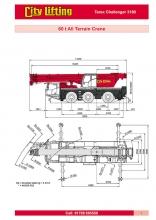 PDF load charts for CityLifting, Purfleet