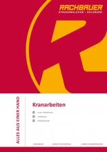 Rachbauer - Crane load charts