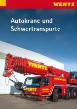 Wertz Autokrane - Crane load chart book 2016