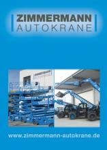 Zimmermann - Equipment hire catalogue 2016